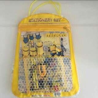 Stationery - Minion Goodie Bag