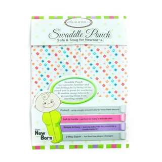Autumnz Swaddle Pouch (Glitter Diamonds)