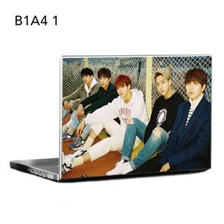 [NEW YEAR SALE!] Laptop Skins/Stickers - B1A4 Collection