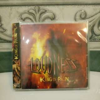 Loudness CD - King Of Pain