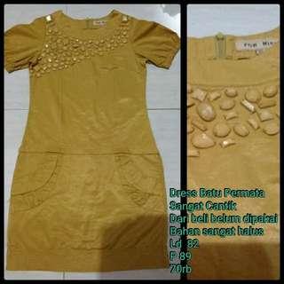 Dress Batu Permata
