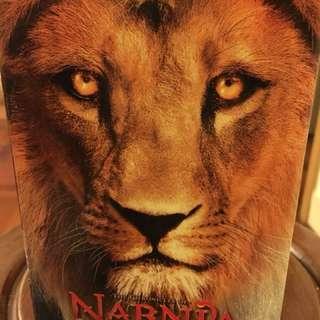 Narnia box set