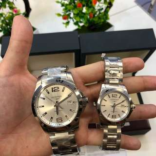 Longines Couple Watches