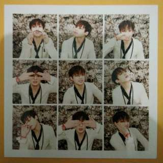 BTS Jungkook HYYH Pt.1 PC