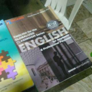 Grade 12 textbooks (selling each)