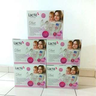 Ready Stock!!! Lacte Duet Electric Breastpump