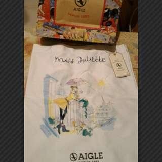 全新 Aigle Tote Bag