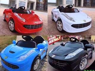 Ferrari Rechargeable Car