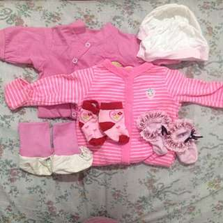 Baby Clothes NB-3 months