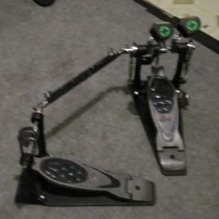Doble pedal drum (pearl)