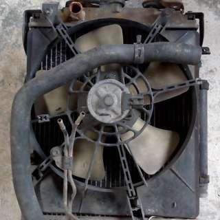 Radiator tank Perodua Kelisa (A)