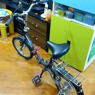 14寸可摺單車