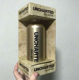 Unchartered The Nathan Drake Collection Limited Edt Bottle