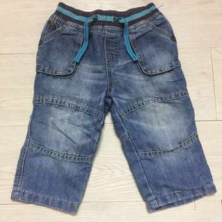 Mothercare baby boy pull up Jeans