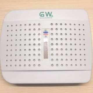 🚚 GW水玻璃無痕式迷你除濕機