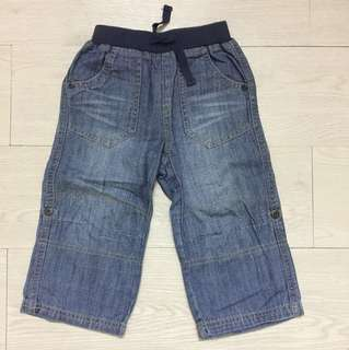Mothercare baby pull up jeans #midjan55