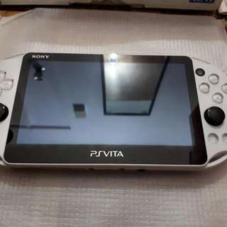 Ps Vita Slim Glacier White