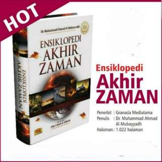 Ensiklopedia Akhir Zaman (Ready Stock)