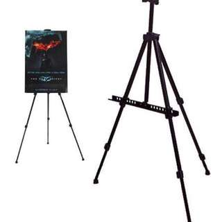 A bundle of Easel stand / poster stand holder ( black )