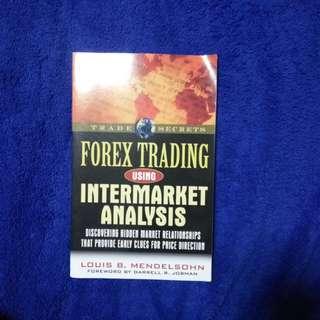 Forex Trading using Intermarket Analysis. Louis B. Mendelsohn