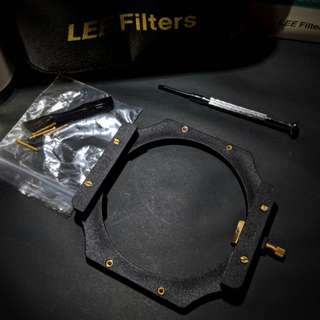 LEE Filters 100mm Foundation Kit