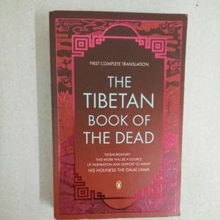 The Tibetan book of the death