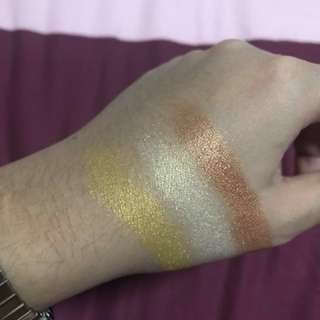 Miss Rose Shimmer Highlighter