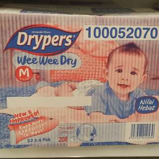 DRYPERS (M size)
