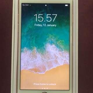 Jual iPhone 6s 64GB Fullset