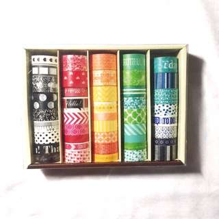 Recollections Washi Tapes