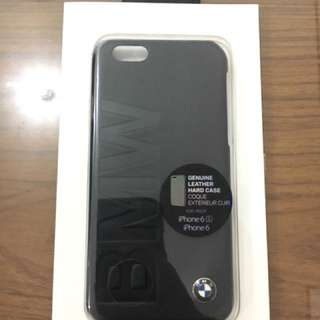 BMW Leather Case iPhone 6/6s