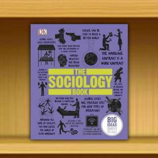 BN - The Sociology Book : Big Ideas Simply Explained (Hardcover/Hardback) By DK