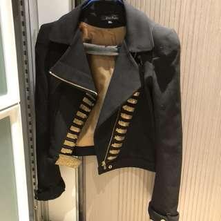 sylvia rielle jacket ( lane Crawford ) size 46 French fitting , original price 7000
