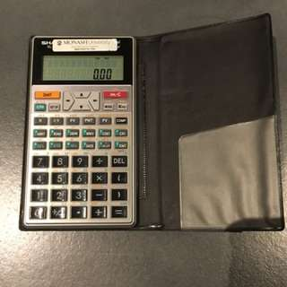 Financial Calculator - Sharp EL-735