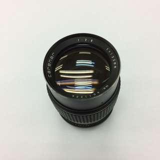 Carenar 135mm f2.8 lens