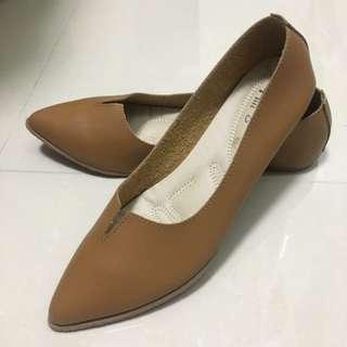 軟墊平底鞋