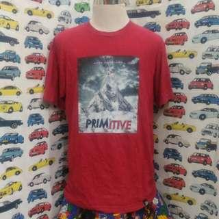 Primitive skateboarding t shirt