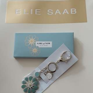 BN Elie Saab Key Chain Jewel