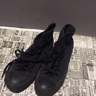 Converse Allstar??? 帆布鞋