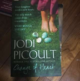 Jodi Picoult - change of heart