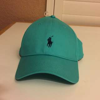 New & Authentic Polo Ralph Lauren Gold Dad Cap/Hat