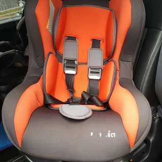 Child seat from 3rd car. Seldom use.