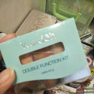 Double Function Kit WARDAH
