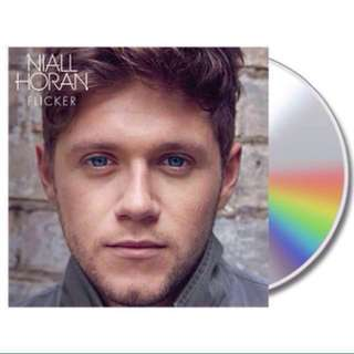 Flicker Album CD
