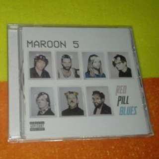 *Maroon 5*  Red Pill Blues