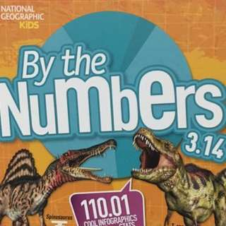 By the numbers 3.14 (National geographic kids