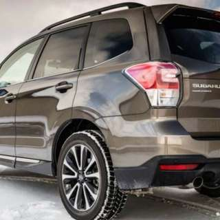 Subaru Forester XT 2.0 Turbocharge