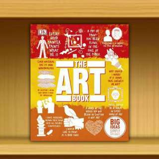 BN - The Art Book : Big Ideas Simply Explained  (Hardcover/Hardback)By DK