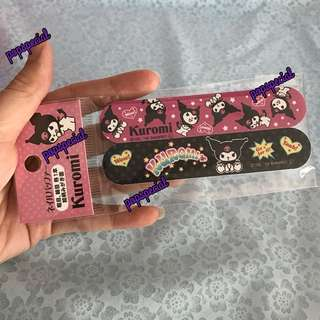 Last Pack Left Kuromi Nail File