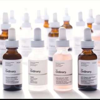 ⚡️Preorder⚡️[THE ORDINARY] The Ordinary Skincare